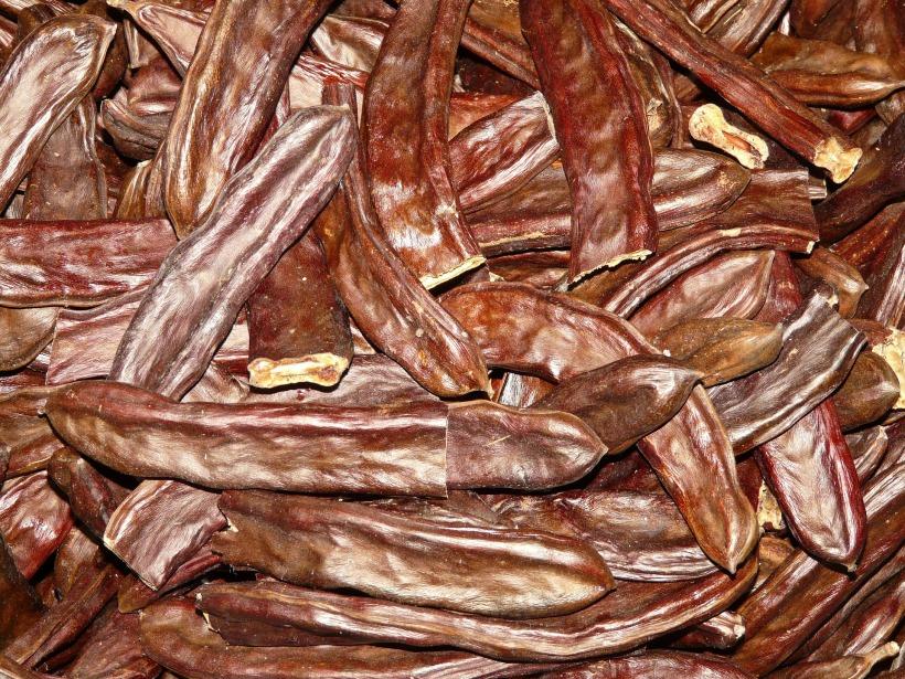 cola-cao vs harina de algarroba